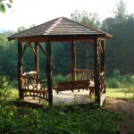 Hicks gazebo
